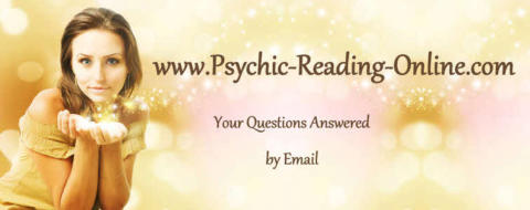 Psychic reading online by Email